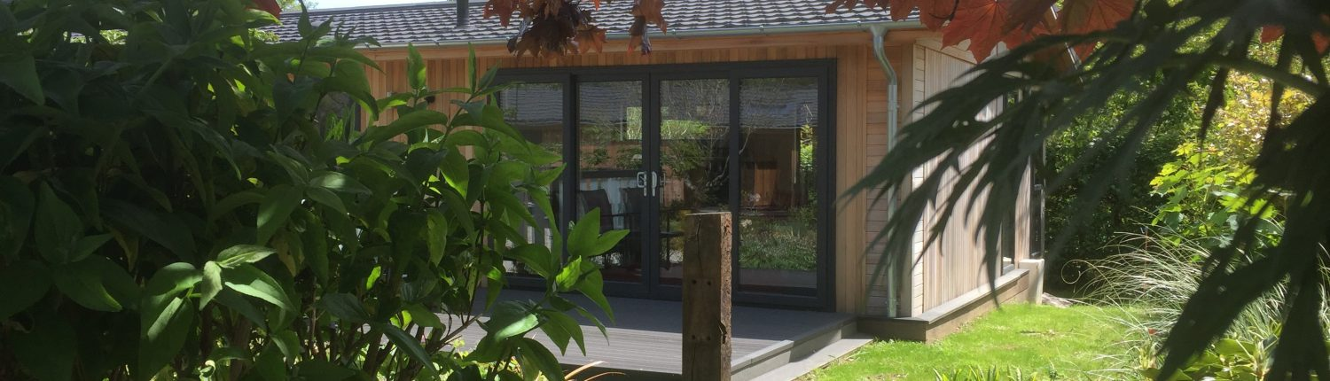 Palstone lodge for second home owners