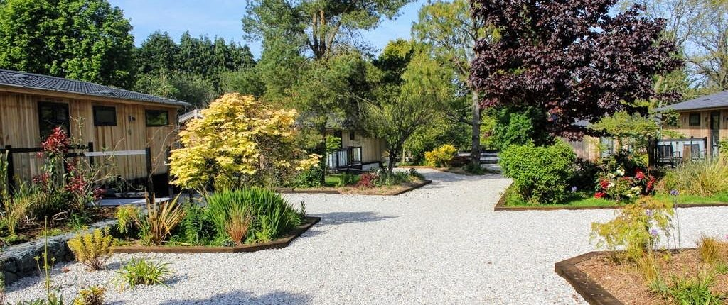Buy a lodge in this stunning setting in Devon