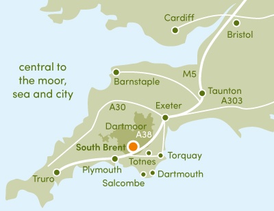 Map Of Uk Exeter.Map Palstone