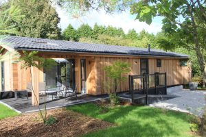 Beautiful wooden lodges for sale
